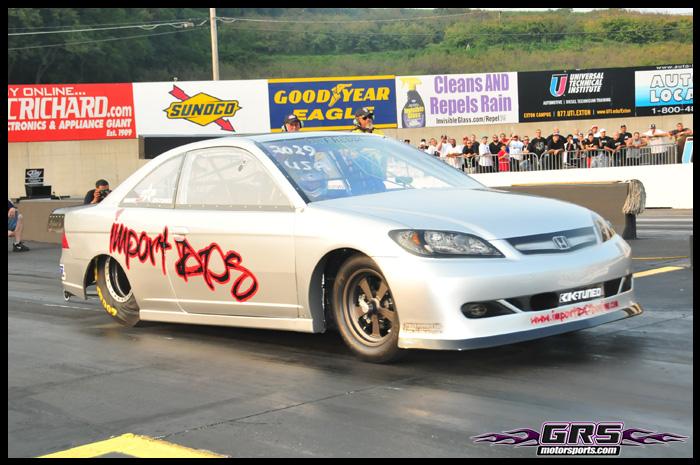 El Freddy / Import DPS RWD K Series Honda 7 039 @ 193 88 MPH NEW