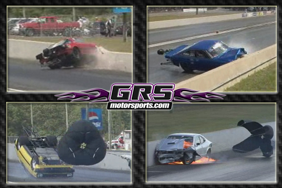 Drag Racing Crashes Drag Racing Crashes Videos